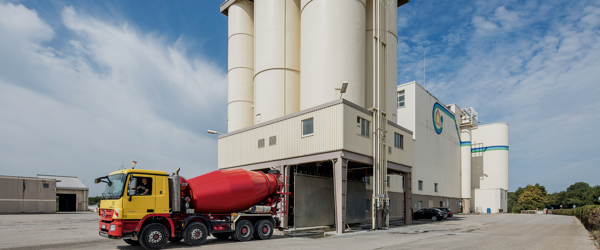 Field of Expertise Ready-mixed concrete industry